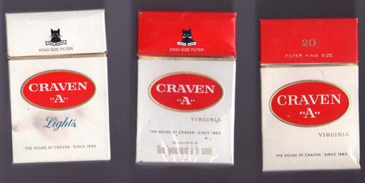 paquet de cigarette rouge et blanc