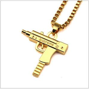 pendentif arme or