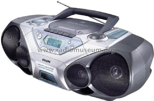 philips radio cd