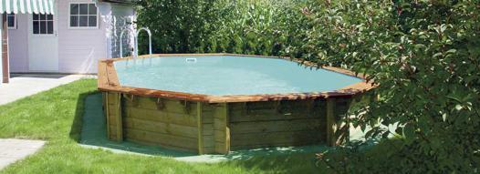 piscine hors sol hauteur