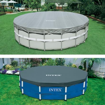 piscine intex tubulaire ronde