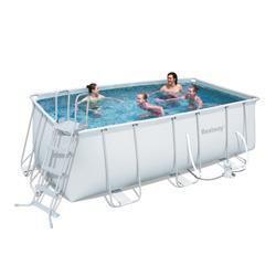 piscine tubulaire rectangulaire bestway