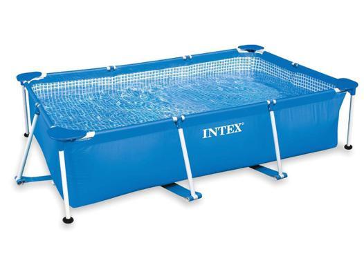 piscine tubulaire rectangulaire