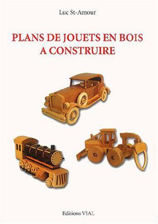 plan de jouet en bois