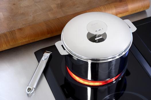 plaque induction casserole