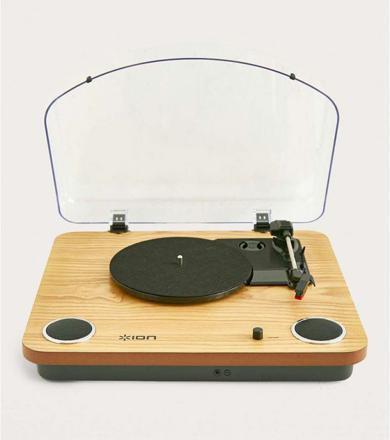 platine vinyle avec haut parleurs intégrés