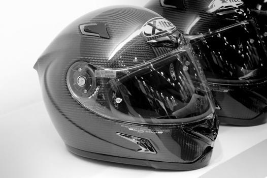 poids casque moto