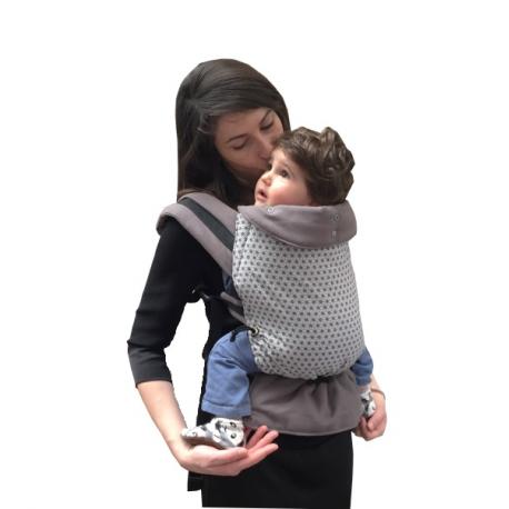 porte bébé physiologique