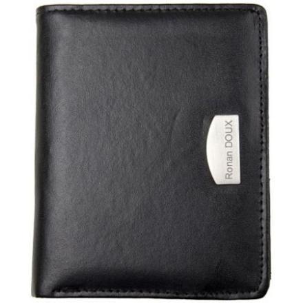 portefeuille en cuir personnalisé