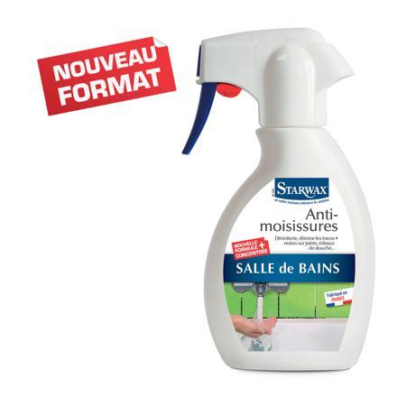 produit anti moisissure douche