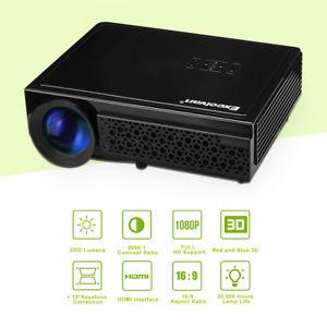 projecteur led hd