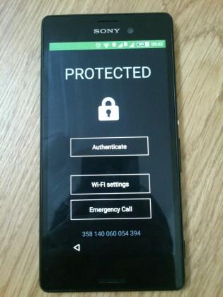protection xperia