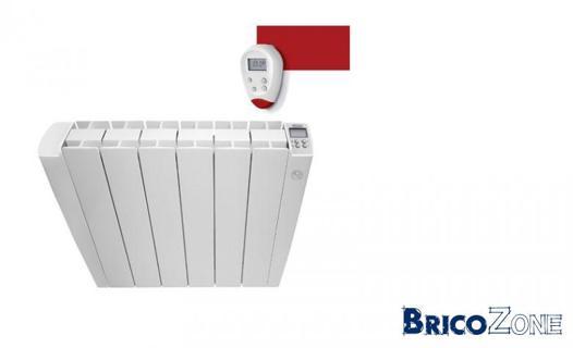 radiateur electrique avec telecommande