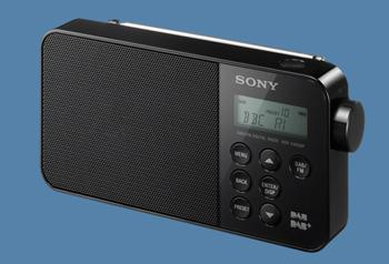 radio portable darty
