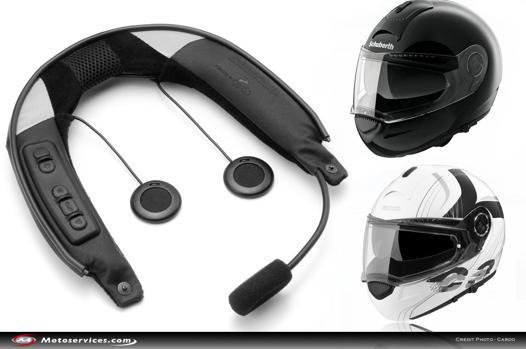 radio pour casque moto