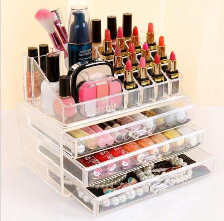 rangement cosmetique