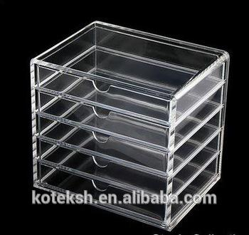 rangement tiroir acrylique
