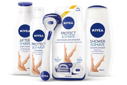 rasoir femme sous la douche