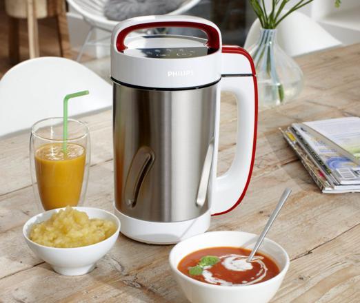 recette soupe blender philips