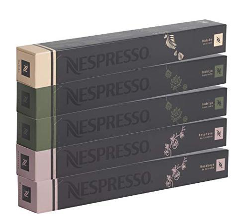 recharges nespresso