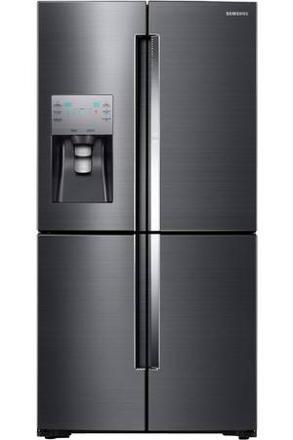 refrigerateur multi portes noir
