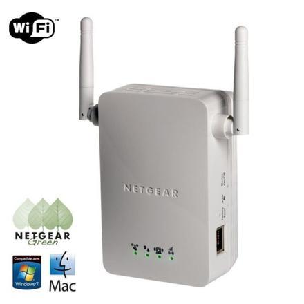repeteur wifi n300 netgear