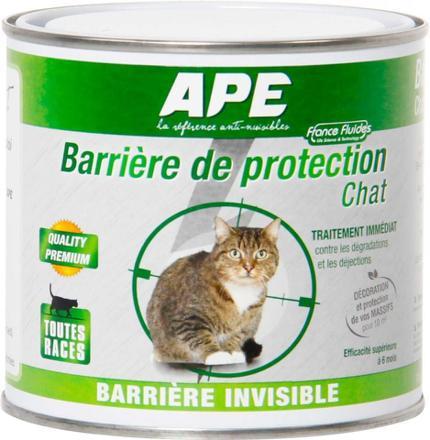 répulsif chat jardin efficace