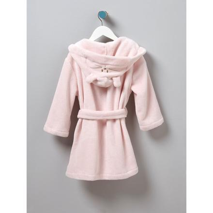robe de chambre fille polaire