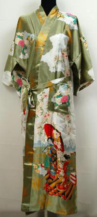 robe de chambre japonaise