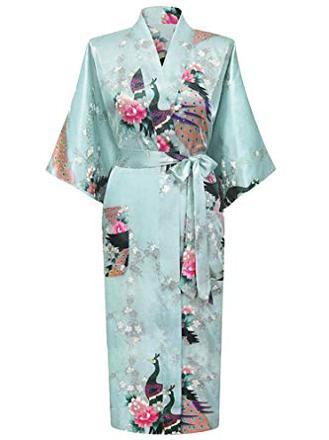 robe de chambre kimono
