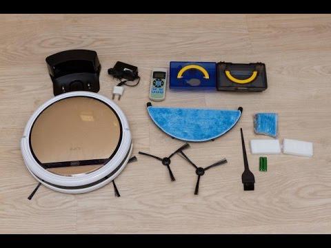 robot aspirateur ilife v5s pro