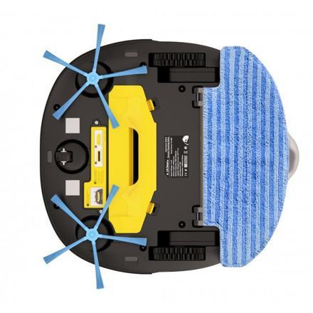 robot aspirateur lavant