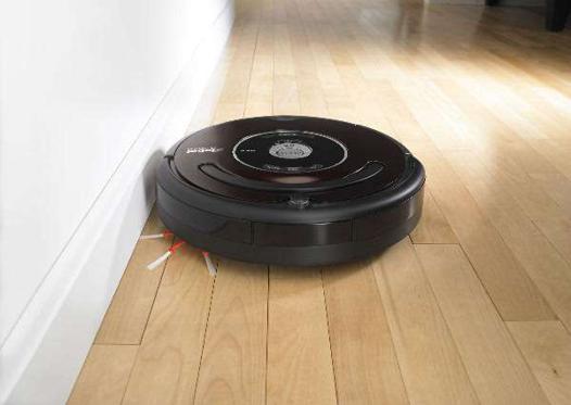 robot domestique aspirateur
