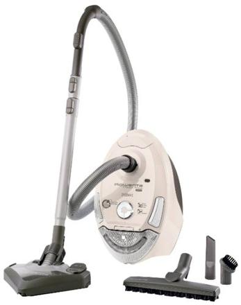 rowenta aspirateur silence force compact