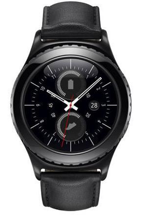 samsung montre connectée gear s2 classic noir