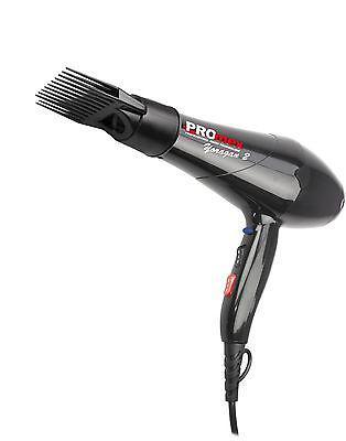 sèche cheveux peigne afro