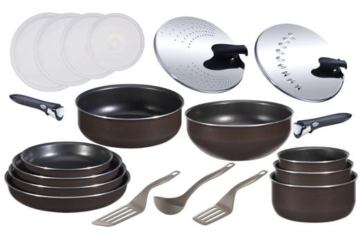 set ingenio induction tefal