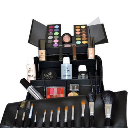 set maquillage professionnel