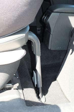 siege auto avec barre
