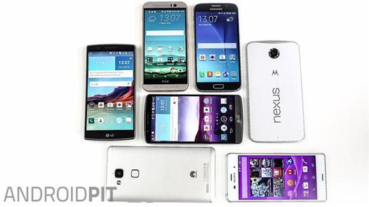 smartphone android meilleur