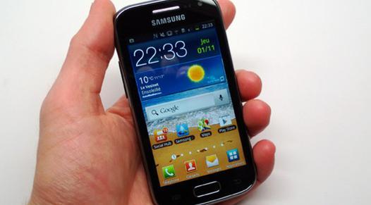 smartphone samsung petite taille