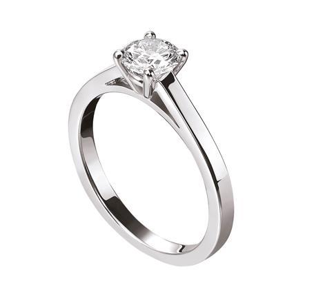 solitaire or diamant