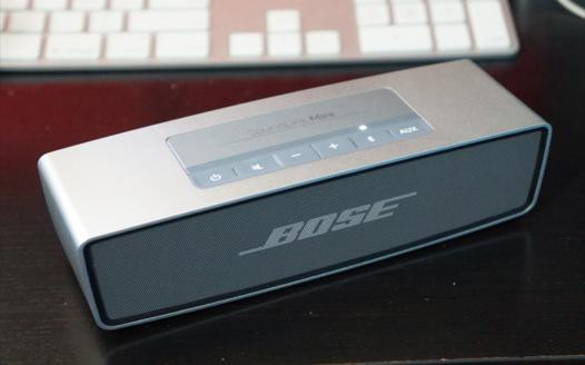 soundlink mini test