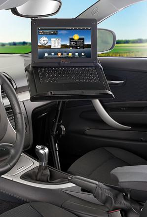 support ordinateur voiture