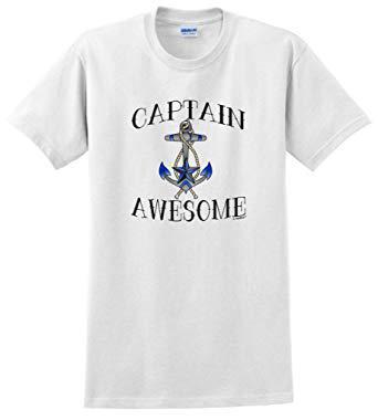 t shirt captain