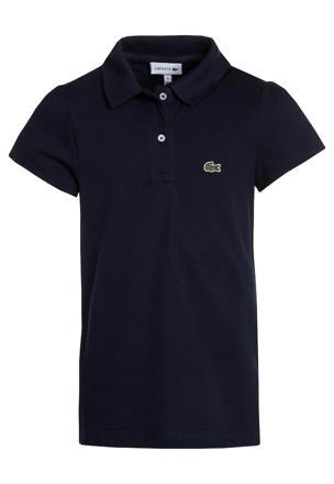 t shirt lacoste bleu marine