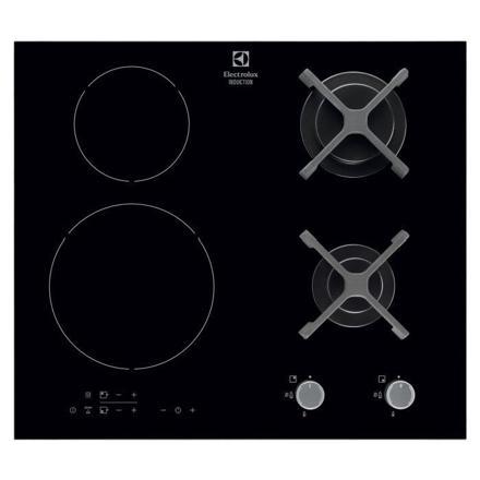 table cuisson mixte gaz induction