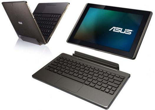 tablette + clavier asus