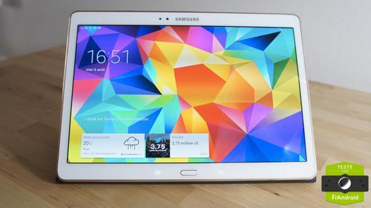 tablette samsung grand ecran