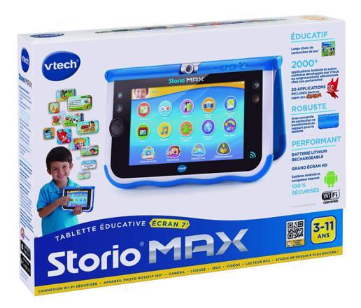 tablette storio max